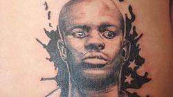 Cet Alsacien s'est fait tatouer le portrait de N'Golo