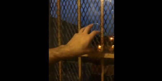 En pleine canicule, ces détenus dénoncent leurs conditions