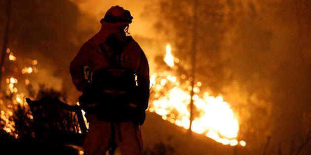 Les incendies en Californie ont fait au moins six