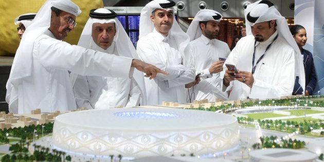 Coupe du Monde: le Qatar aurait mené