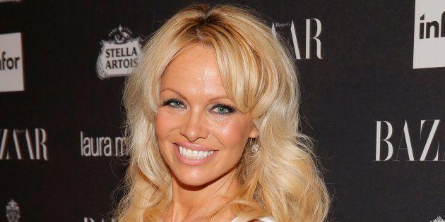 Pamela Anderson va bien