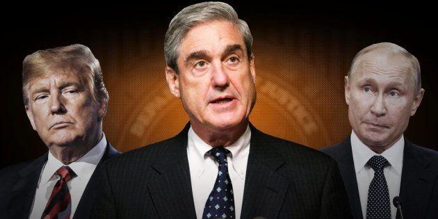 Donald Trump, Robert Mueller et Vladimir