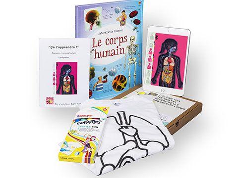 Des jeux prévus pour les enfants entre 3 ans et 12 ans, de la maternelle à l'école
