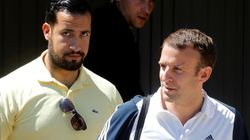 La familiarité entre Macron et ses gardes du