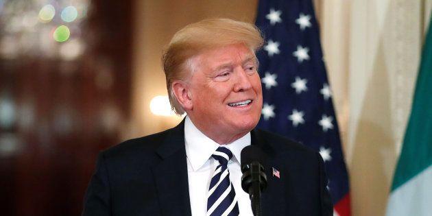 Comme avec la Corée du Nord, après les menaces Trump se dit prêt à rencontrer le président