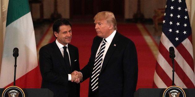 Italie: Donald Trump applaudit la politique Giuseppe Conte sur les