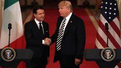 Trump applaudit la politique italienne sur les