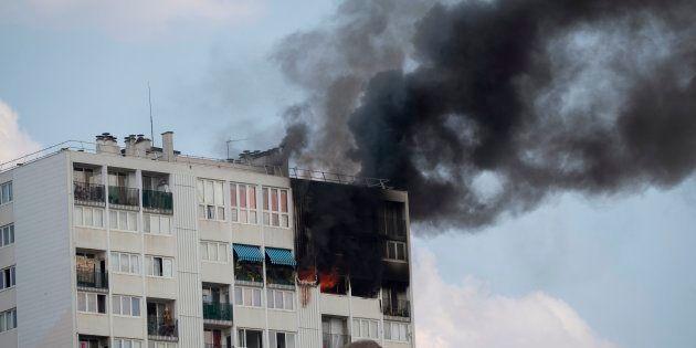 Incendie à Aubervilliers: un enfant de 10 ans mis en examen après la mort de 4