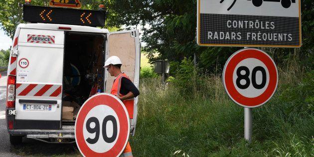 Depuis la limitation à 80 km/h sur les routes secondaires, les radars flashent deux fois plus (Image