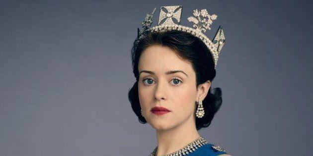 Claire Foy, la reine