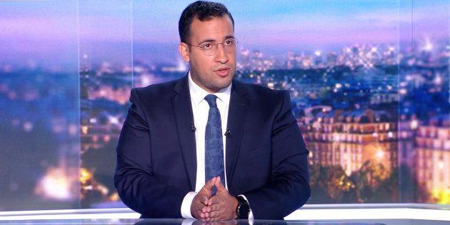 La stratégie d'Alexandre Benalla au JT de TF1 pour démentir l'image