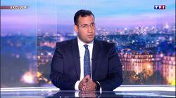 BLOG - La stratégie d'Alexandre Benalla au JT de TF1 pour démentir l'image de