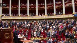 Les députés LREM n'ont pas lésiné sur les applaudissements pour soutenir Philippe (et on sait