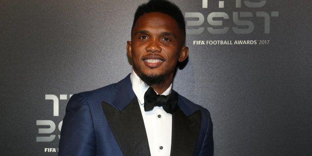 Football: Nîmes lance une cagnotte en ligne pour recruter Samuel Eto'o... et l'intéressé veut y