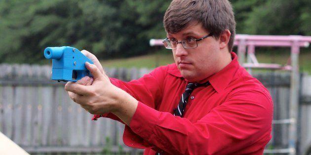 Les armes imprimées en 3D ne sont pas aussi dangereuses que vous le pensez (pour