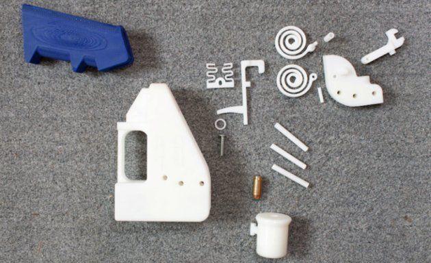 Armes imprimées en 3D: il existe déjà un procédé (légal) plus effrayant aux
