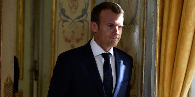 La popularité de Macron au plus bas après l'affaire Benalla - SONDAGE
