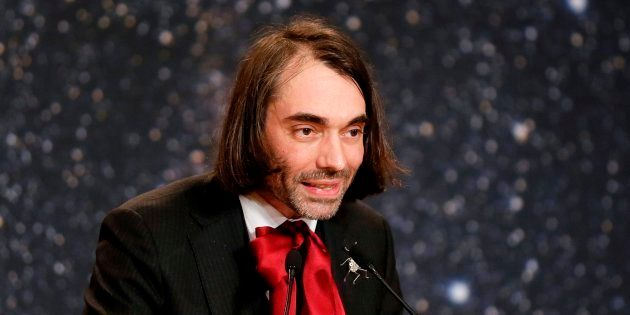 Alessio Figalli gagne la médaille Fields, son ancien prof Cédric Villani le