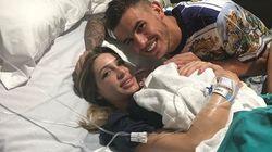 Lucas Hernandez est papa d'un petit