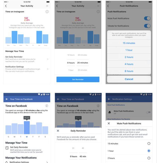 Facebook veut vous aider à contrôler le temps que vous y