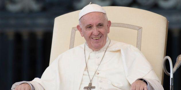 Le pape François (ici le 31 juillet au Vatican) raye la peine de mort du catéchisme de l'Église