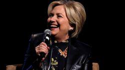 Hillary Clinton et Steven Spielberg vont co-produire une série sur le droit de vote des