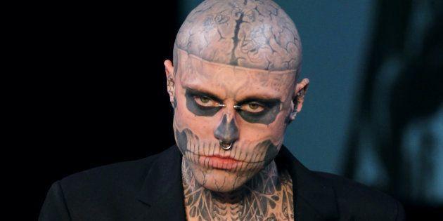 Le mannequin Zombie Boy est décédé à l'âge de 32
