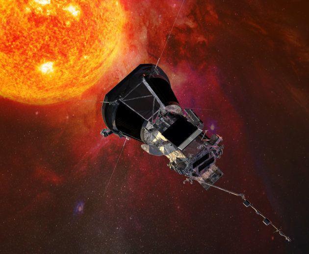 Comment la sonde Parker va orbiter autour du Soleil à des millions de degrés sans