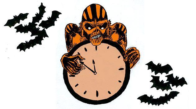 Il reste 2 minutes avant minuit sur l'horloge de la fin du monde et Iron Maiden est