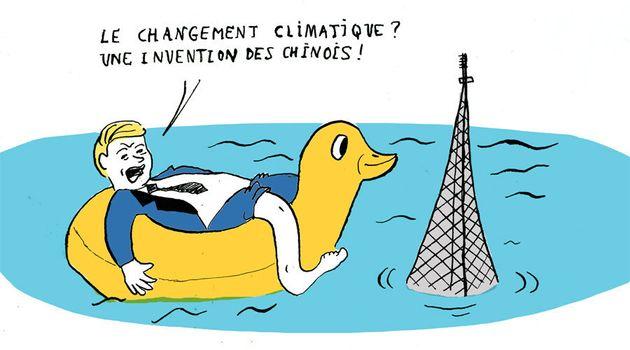 La crue de la Seine résumée par ces trois photos d'Éric (sans