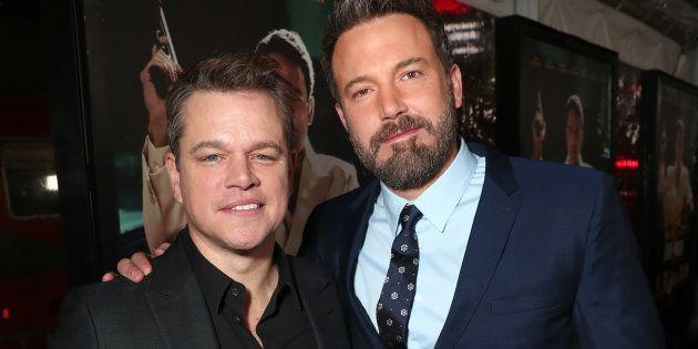 Ben Affleck et Matt Damon dans un film inspiré de cette arnaque autour du jeu à gratter Monopoly de McDonald's...