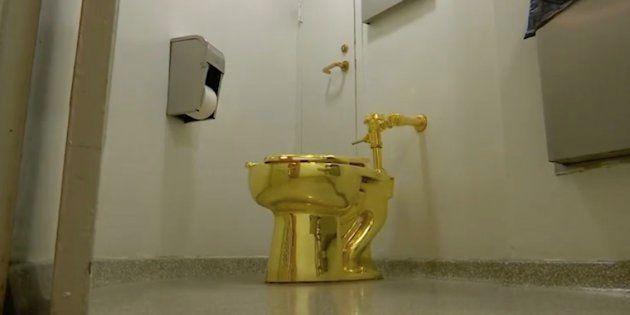 Trump espérait un Van Gogh, ce musée a proposé de lui prêter des toilettes en