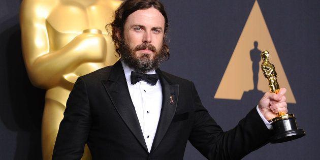 Casey Affleck renonce à remettre l'Oscar de la meilleure actrice après des accusations de