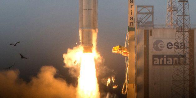 Ariane 5: Après 15 ans sans incident, le contact a été perdu avec une