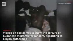 En Libye, des migrants sont torturés et filmés pour faire payer les