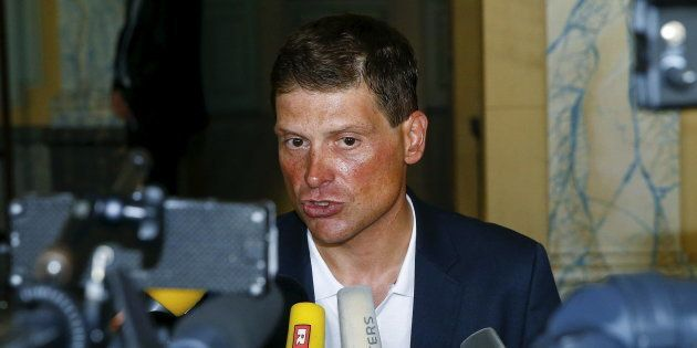 L'ancien champion cycliste Jan Ullrich arrêté aux