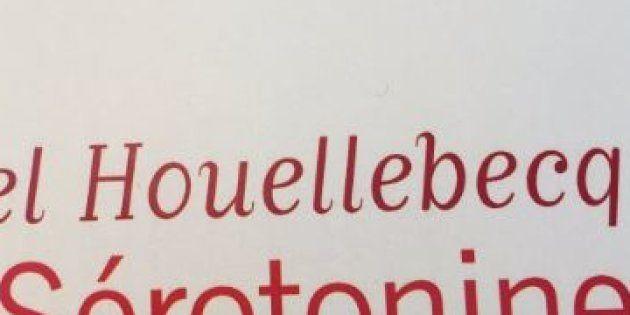 Michel Houellebecq sort un nouveau livre, dont le nom est celui d'un neurotransmetteur qui influe sur...