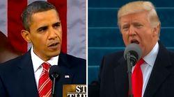 Ces moments du 1er discours sur l'état de l'Union d'Obama que Trump ne copiera certainement