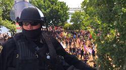 À Portland, des centaines de manifestants d'extrême droite dispersés par la