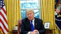 Trump récupère l'attaque de Strasbourg pour défendre son mur à la