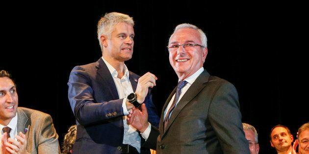 Jean Leonetti, président du conseil national, est l'une des cautions centristes de Laurent