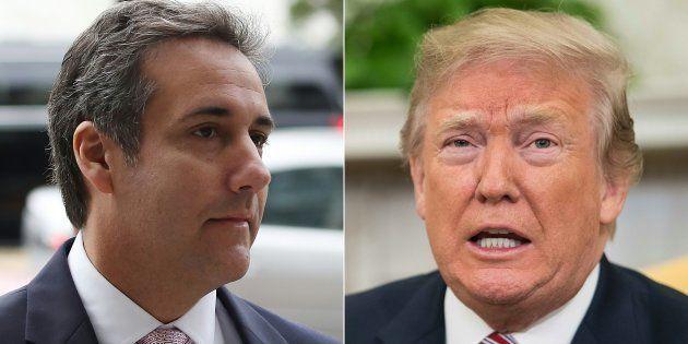 Michael Cohen, l'ex-avocat du président Donald Trump, a été condamné ce 12 décembre à 3 ans de