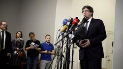 La justice suspend l'investiture de Puigdemont comme président
