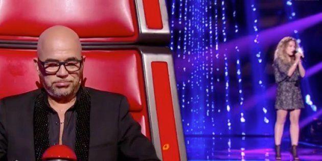 Pour sa première à The Voice, Pascal Obispo a fini en