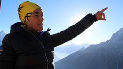 Une alpiniste française secourue sur la
