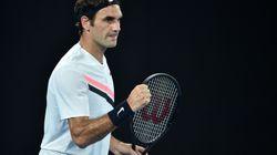 Roger Federer remporte son 20ème titre du Grand