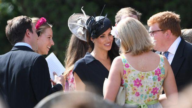 La duchesse de Sussex était au centre de l'attention du