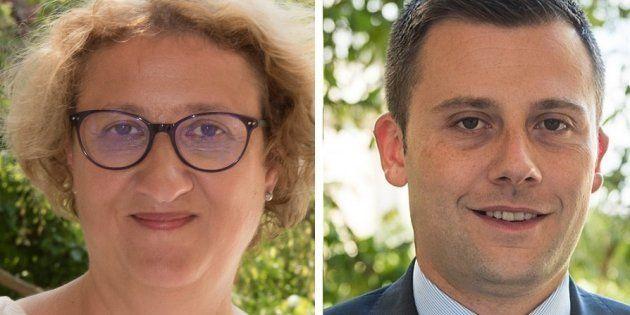 Isabelle Muller-Quoy (LREM) et Ian Boucard (LR) sont bien placés pour retrouver leur siège de député...
