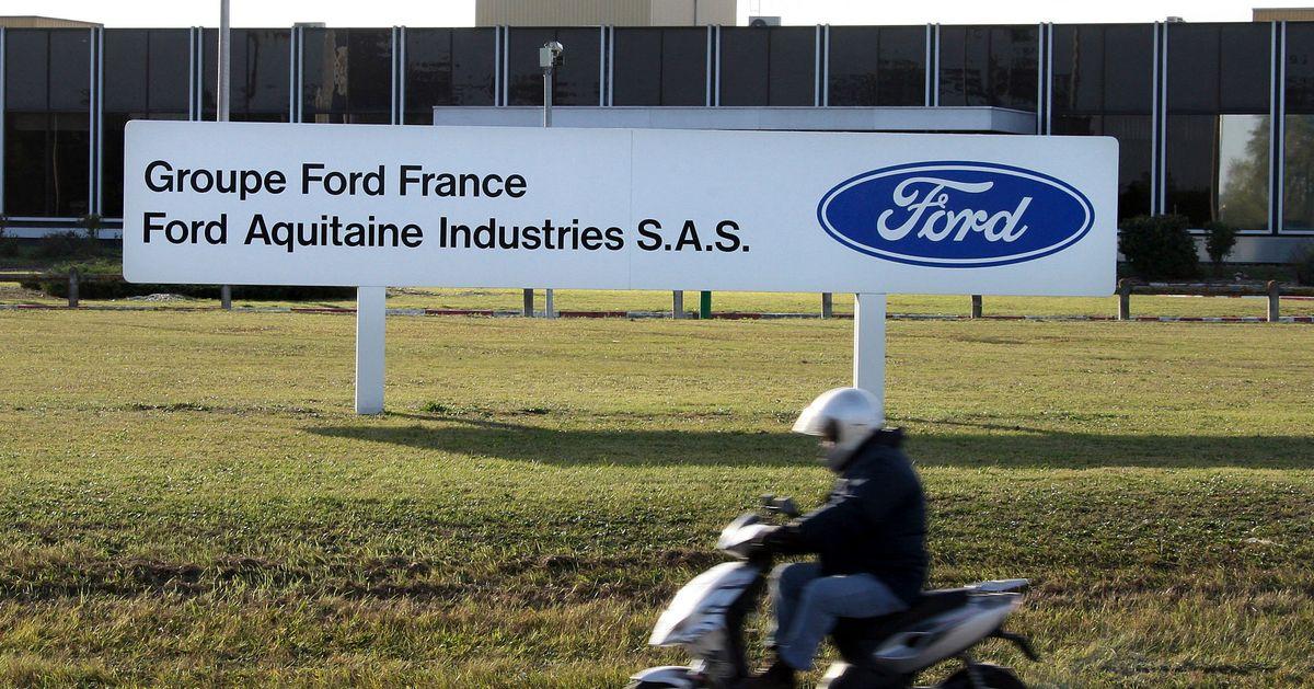 ford pr f re fermer son usine de blanquefort que d. Black Bedroom Furniture Sets. Home Design Ideas