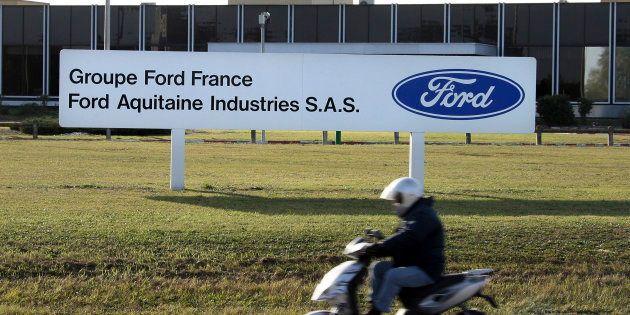 Ford préfère fermer son usine de Blanquefort que d'accepter l'offre de reprise (Photo